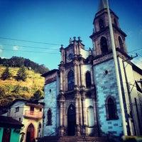 Photo taken at Santuario San Felipe del Progreso by David M. on 12/23/2013