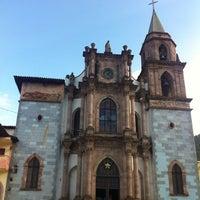 Photo taken at Santuario San Felipe del Progreso by Sergio M. on 12/23/2013