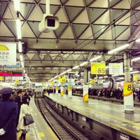 Photo taken at Toyoko Line Shibuya Station (TY01) by takesea on 3/15/2013