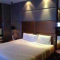 Foto tomada en Hotel Eurostars Madrid Tower por Edwin M. el 10/8/2012