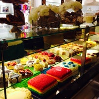Photo taken at Belle's Patisserie by Mark S. on 3/23/2014