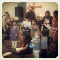 Photo taken at City Church of Compton by Mike H. on 12/25/2012