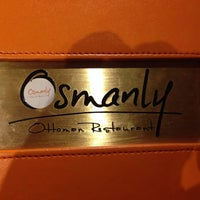 Photo taken at Osmanly Restaurant by Burak K. on 3/29/2017