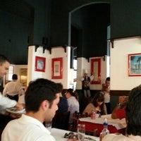Foto tirada no(a) Restaurante Spaghetto por Adriano F. em 10/28/2012