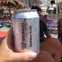 Photo taken at Παραλία Κρυονερίου by Eirini . on 8/9/2015