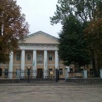 Photo taken at Рівненський краєзнавчий музей by Julia G. on 8/14/2013