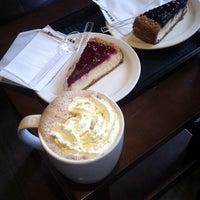Photo taken at Starbucks by Максим Т. on 10/5/2013