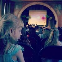 Photo taken at Sverigefinska skolan i Stockholm by Angela A. on 6/10/2014