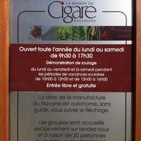 Photo taken at La maison du cigare by Dan D. on 7/20/2013