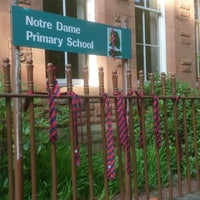 Photo taken at Notre Dame Primary School by Richard J. on 7/7/2013