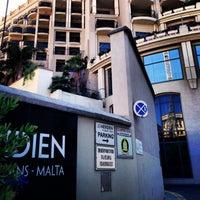 Photo taken at Le Méridien St. Julians Hotel & Spa by Luis . on 7/15/2013