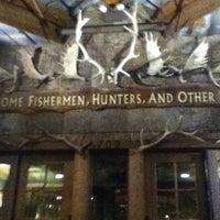 Photo taken at Bass Pro Shops by Jeremy B. on 12/4/2012