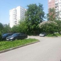 Photo taken at БЦ «Мицар» by Ленка Г. on 6/6/2014