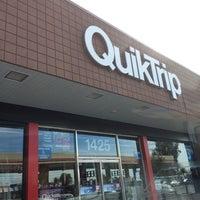 Photo taken at QuikTrip by Gerardo G. on 3/2/2014