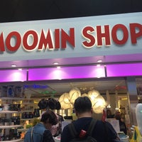 Photo taken at Moomin Shop by Jun R. on 7/29/2017