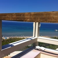 Photo taken at Villa Petros by Michalis P. on 6/24/2013