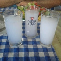Photo taken at Pasa Restaurant by Müge İ. on 8/26/2013