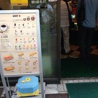 Photo taken at ドトールコーヒーショップ 大森店 by Akira N. on 10/6/2016