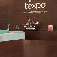 Photo taken at Texpo Global by MARYAM on 11/12/2014