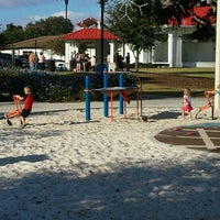 Photo taken at Lake Eva Community Park by Marc E. on 11/18/2012