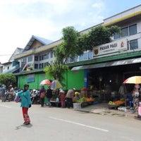 Photo taken at Pasar Pagi by Muhammad B. on 2/24/2016