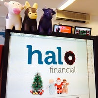 Photo taken at Halo Financial by KcChano on 12/5/2013