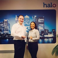 Photo taken at Halo Financial by KcChano on 11/28/2013