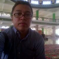 Photo taken at @Masjid Agung Luwuk by Rahmat M. on 4/29/2013