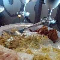 Photo taken at Sitara Indian Restaurant by John M. on 11/21/2013