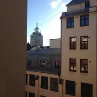 Photo taken at Hub Helsinki by Tuija S. on 9/25/2013