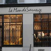 Photo taken at Le Monde Sauvage by CK on 8/24/2014