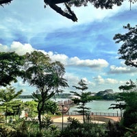 Photo taken at Lower Seletar Reservoir Park by ivan w. on 12/8/2012