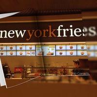Photo taken at New York Fries by Egemen B. on 8/11/2014