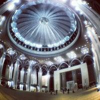 Photo taken at Masjid Tuanku Mizan Zainal Abidin (Masjid Besi) by Ehsan Hanafi on 2/24/2013