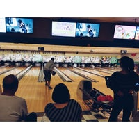 Photo taken at Admiral Robinson Bowling Center by Kc F. on 5/7/2015