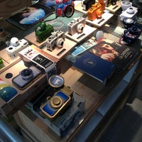 Photo taken at Lomography Gallery Store by Jim K. on 8/13/2013
