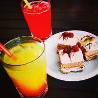 Photo taken at Bodrum Park Resort Cafe Corner by Bahar A. on 8/1/2014