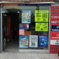 Photo taken at Güven Elektronik by MUSTAFA K. on 4/5/2014