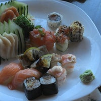 Foto tirada no(a) Hisako Restaurante Japonês por Adriana C. em 6/13/2014