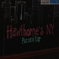 Photo taken at Hawthorne's New York Pizza & Bar by Оксана Н. on 9/25/2013