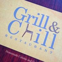 Photo taken at Grill & Chill Restaurant by 🔱🌹Nilë🎊Vïvä🌹🔱 on 9/10/2013