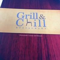 Photo taken at Grill & Chill Restaurant by 🔱🌹Nilë🎊Vïvä🌹🔱 on 3/14/2013