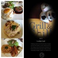 Photo taken at Grill & Chill Restaurant by 🔱🌹Nilë🎊Vïvä🌹🔱 on 5/13/2015