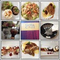 Photo taken at Grill & Chill Restaurant by 🔱🌹Nilë🎊Vïvä🌹🔱 on 2/13/2013