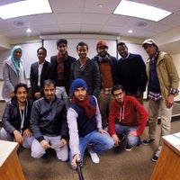 Photo taken at DePaul University College of Law by Saleh A. on 11/17/2014