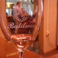 Photo taken at Baldwin Winery by TJ G. on 10/12/2013
