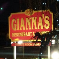 Photo taken at Gianna's by TJ G. on 10/19/2013