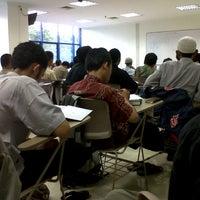 Photo taken at LIPIA (Lembaga Ilmu Pengetahuan Islam dan Arab) by Irvan F. on 9/10/2013