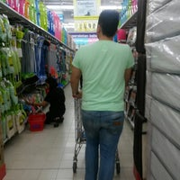 Photo taken at Carrefour by Patricia Veroniqa S. on 9/6/2014