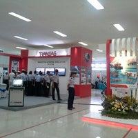 Photo taken at Politeknik Ilmu Pelayaran (PIP) Semarang by Afif M. on 11/18/2013
